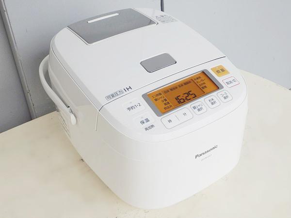 Panasonic 圧力IHジャー炊飯器